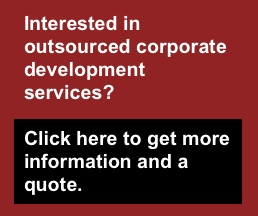 outsourced corporate development