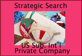 strategic search